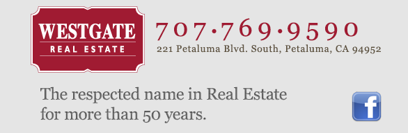 The respected name in Petaluma Real Estate for more than 50 years.